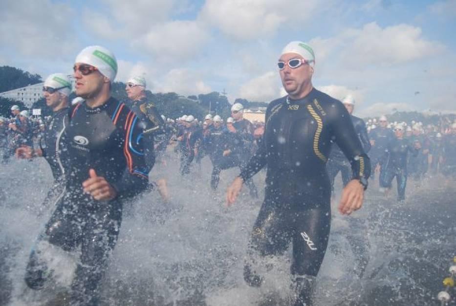 Herbalife Triathlon Gdynia