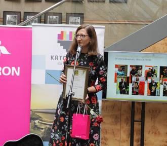 Maria Olecha-Lisiecka z nagrodą Silesia Press. Doceniono również DZ