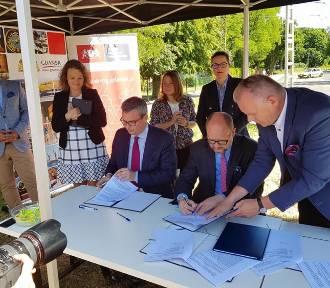 Umowa na przebudowę linii tramwajowej na Stogach