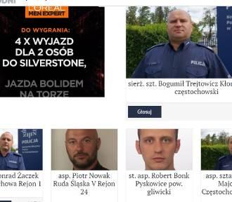 Najpopularniejszy dzielnicowy woj. śląskiego