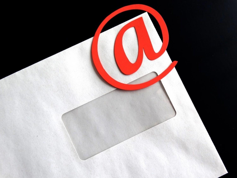 Niepoważny adres mailowy