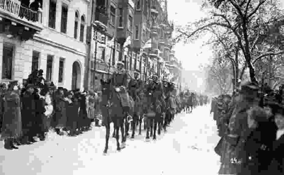 Na zdjęciu z 1919 r
