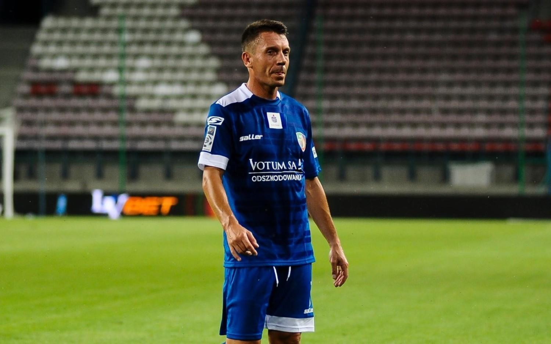 Łukasz Garguła (38 lat) - Lechia Zielona Góra (3 liga)