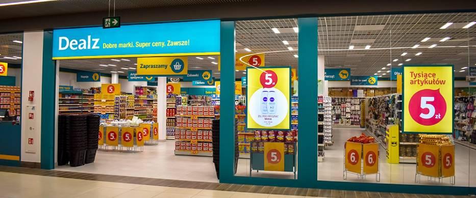 Karuzela Września: W piątek otwarcie nowego sklepu