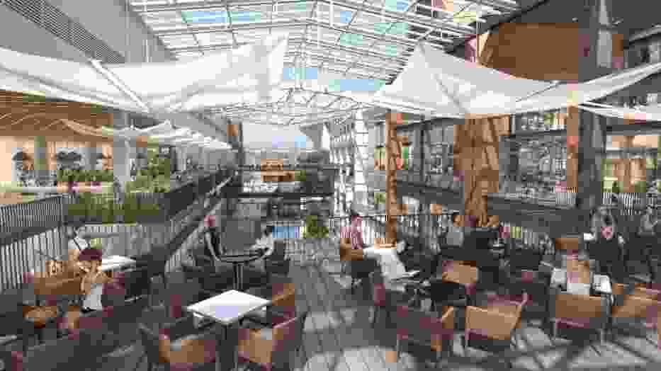 Galerie handlowe Trójmiasta: Forum Gdańsk w budowie