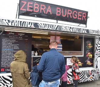 """Najsmaczniejszym uznano food truck """"Zebra Burger"""" [ZDJĘCIA]"""