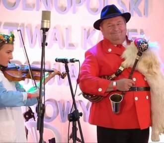 Muzycy ludowi ze Zbąszynia, z festiwalu wrócili z nagrodami