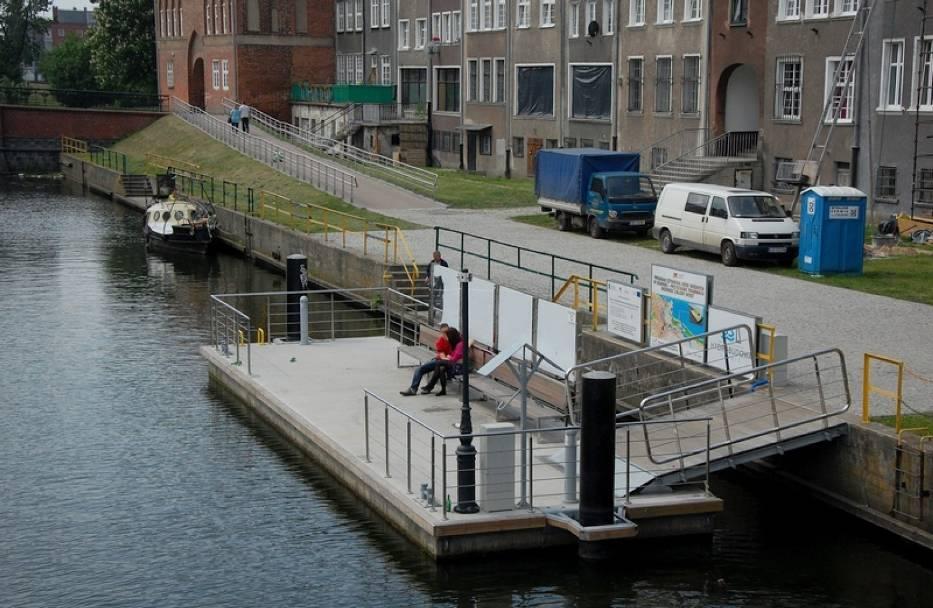 Rusza tramwają nowe miejskie linie tramwaju wodnego. Przystanki już czekają