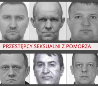 Przestępcy seksualni z Pomorza [dane, zdjęcia]