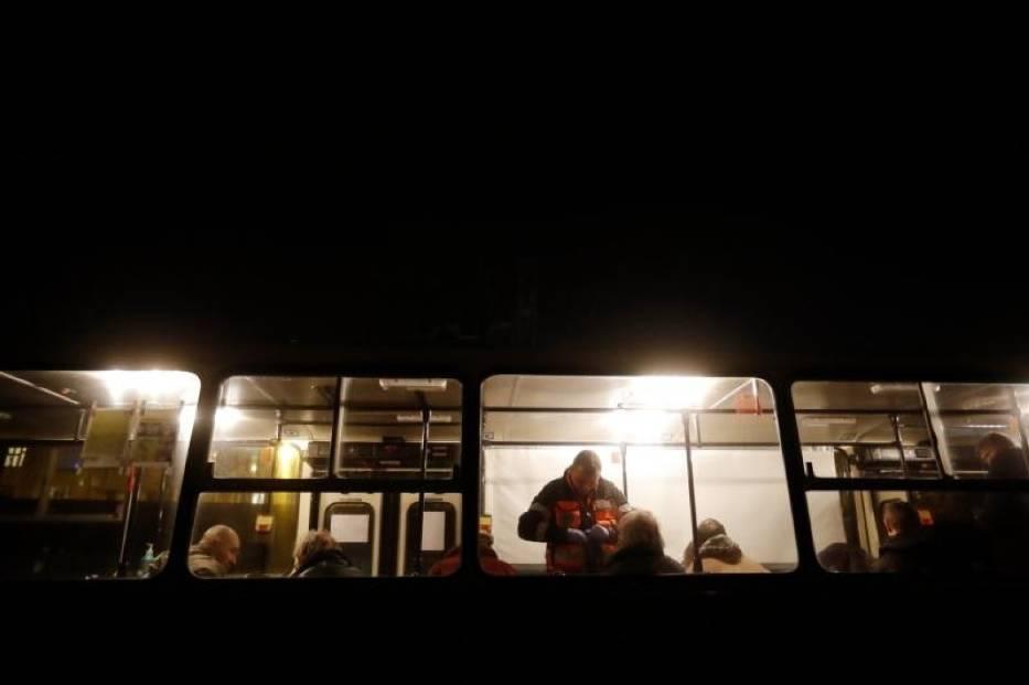 Autobus SOS dla osób bezdomnych w Gdańsku