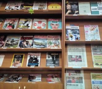 Książnica Stargardzka: Nic tylko czytać! Głos Szczeciński i inne czasopisma