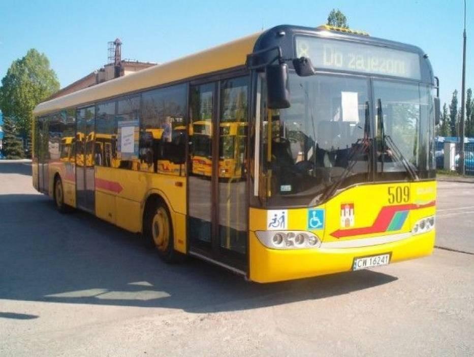 Włocławski autobus miejski