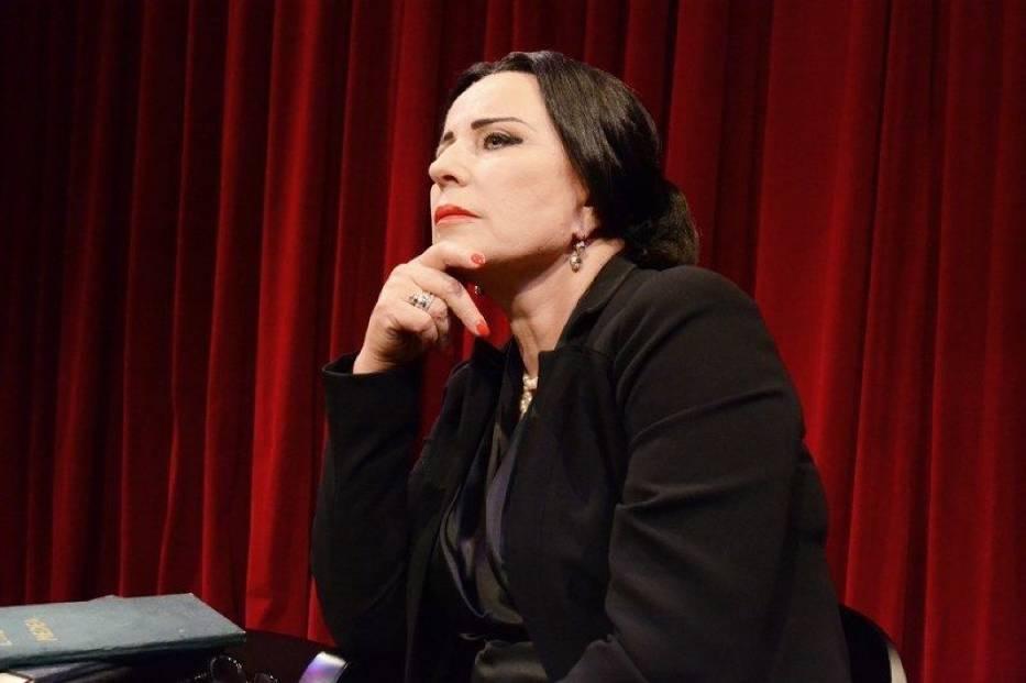 Krystyna Janda (Maria Callas)