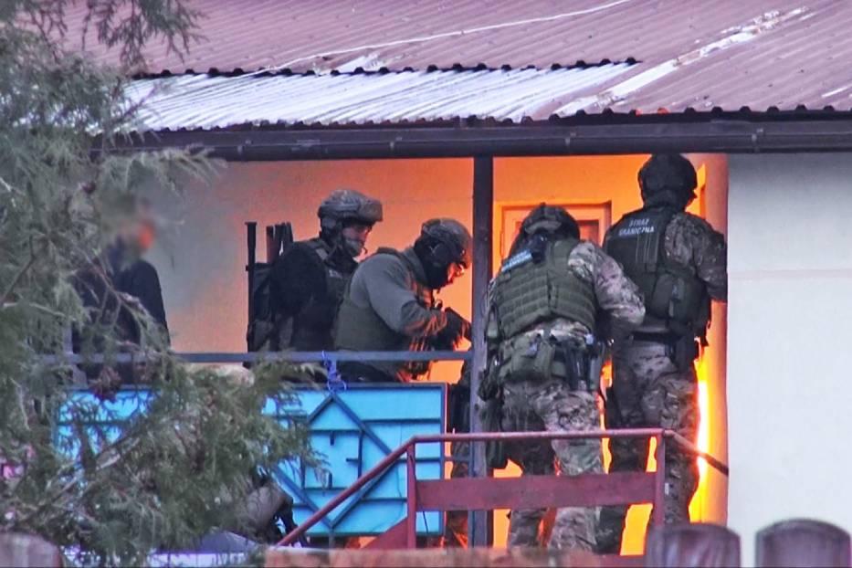 Straż graniczna rozbiła polsko-rosyjską szajkę