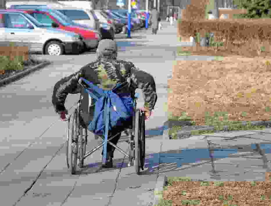 Po zmianie przepisów ustawy o pomocy społecznej noclegowniom grozi kara za przyjmowanie osób niepełnosprawnych