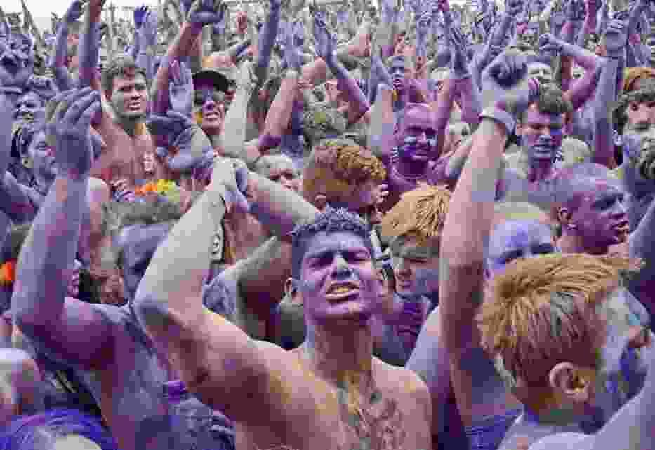 Przystanek Woodstock 2015: Kolorowi i szczęśliwi!