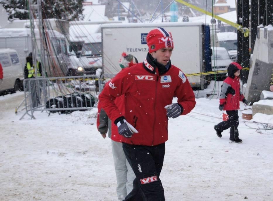 To pierwsze pucharowe zwycięstwo Norwega w tym sezonie
