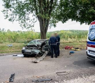 Tragiczny wypadek w Rawie Mazowieckiej. Czy ktokolwiek był trzeźwy? [ZDJĘCIA]