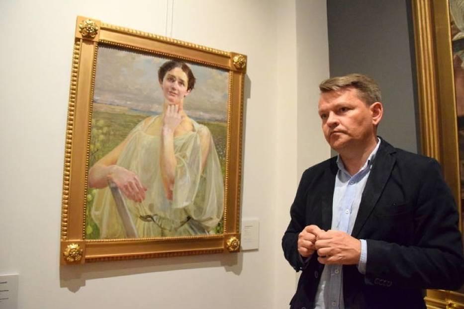Obraz warte miliony złotych można oglądać w Kielcach. Zobaczcie skarby Muzeum Narodowego (ZDJĘCIA)