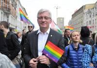 Znalezione obrazy dla zapytania Jacek Jaśkowiak marszrówności