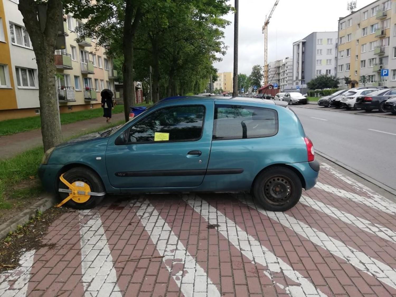 Tak parkują mieszkańcy Inowrocławia