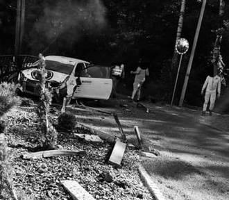Tragiczny wypadek na Rajdzie Śląska. Nie żyje jeden z uczestników