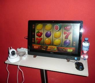 Zlikwidowano kolejny punkt z nielegalnym hazardem w Tomaszowie Maz. [ZDJĘCIA]