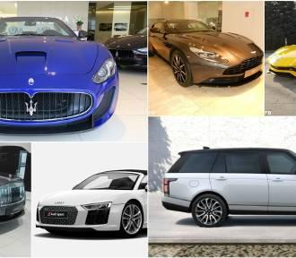 Bardzo drogie samochody z polskich salonów. Ekskluzywne marki i modele. Zobacz galerię najdroższych