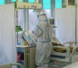 Koronawirus: 110 zgonów w Polsce. Zmarło także kilkanaście osób z naszego regionu
