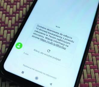 Oszuści wysłali prawie 330 tys. fałszywych SMS-ów, również do mieszkańców regionu