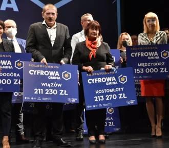 Rządowy program Cyfrowa Gmina. W Oleśnicy gościli samorządowcy z Dolnego Śląska