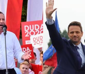 Czym się różnią Andrzej Duda i Rafał Trzaskowski?