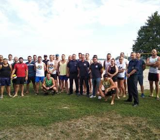 V Turniej Piłki Plażowej Policjantów o Puchar Zarządu Wojewódzkiego NSZZ Policjantów Województwa