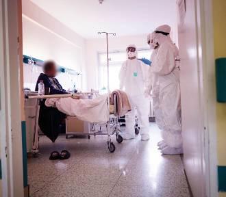 Największy wzrost śmiertelności na COVID-19 na Podkarpaciu [WIDEO]