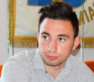 Mateusz Stankiewicz (Soła Oświęcim): Piłkarsko nie odstawaliśmy od innych w III lidze [WIDEO]