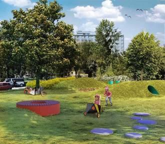 Wrocław. Zobacz, na których osiedlach powstaną parki kieszonkowe (WIZUALIZACJE)