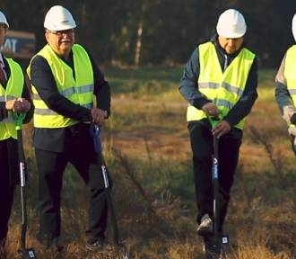 Rozpoczęła się budowa nowej fabryki w Łowiczu