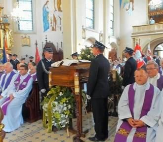 Pożegnanie księdza Jaromira Buczaka, tragicznie zmarłego w Tatrach