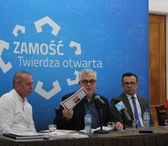 Festiwal Stolica Języka Polskiego w Szczebrzeszynie  – konferencja prasowa w Zamościu (ZDJĘCIA)