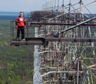 Czarnobylska katastrofa okiem stalkera, podróżnika i mieszkańca gminy Pruszcz Gdański [ZDJĘCIA,