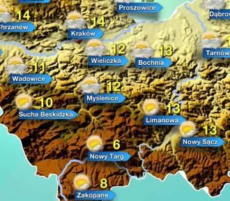 Pogoda na wtorek 19 lutego