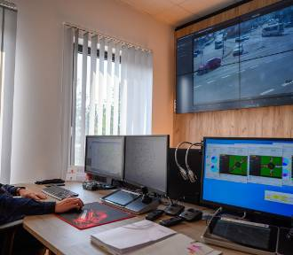 Kamery i synchronizacja świateł mają rozładować korki w Tarnowie. System już działa