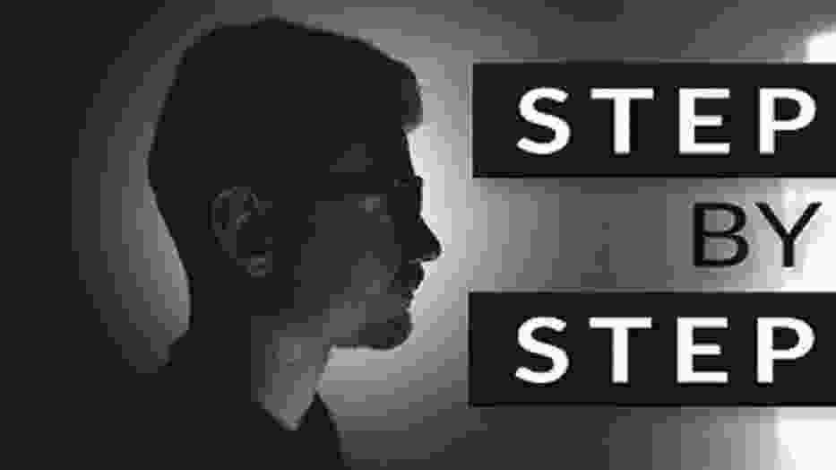 Fot: Logo do piosenki Step By Step - Patryk Ulaszewski