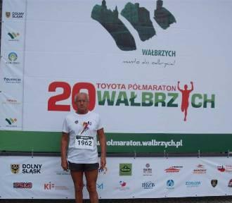 Kolejny półmaraton na koncie Józefa Grędy