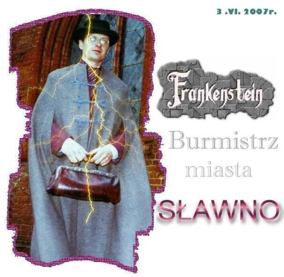 Czy dr Krzysztof Frankenstein poprowadzi miasto do lepszej przyszłości?