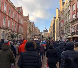 Tłumy pożegnały prezydenta Pawła Adamowicza [zdjęcia]