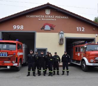 By nadal pomagać strażacy z OSP Koszwały potrzebują nowego samochodu