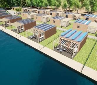 Kąpielisko w Jezierzanach zostanie rozbudowane! Powstaną tu domki na wynajem