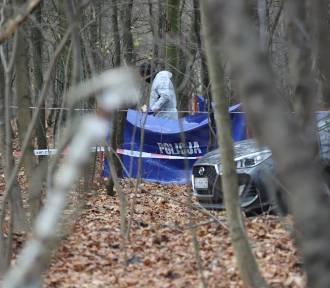 Zamordowana kobieta w parku na Zdrowiu! Zbrodnia na tle seksualnym? ZDJĘCIA