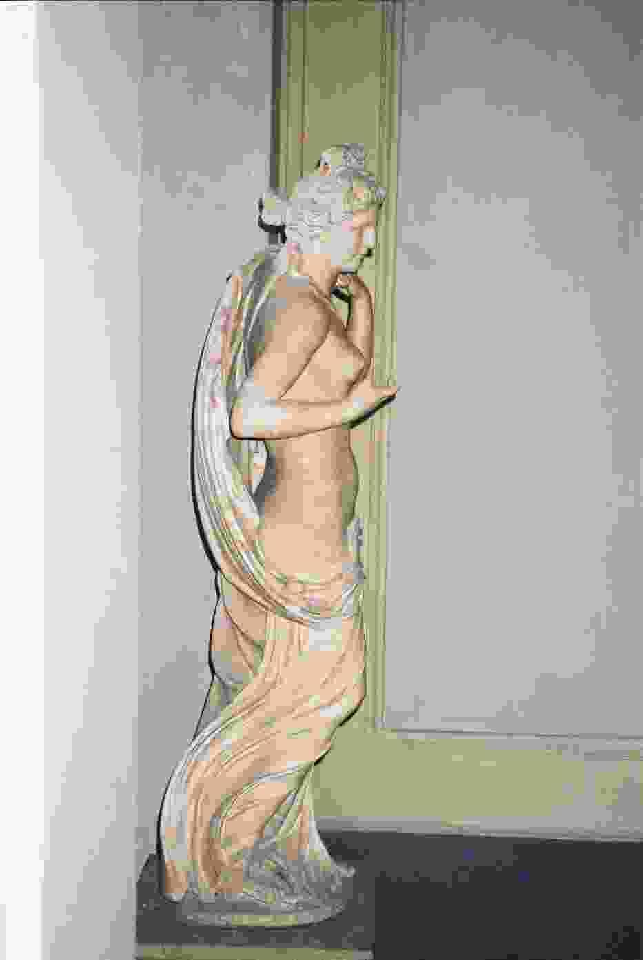 Posąg kobiety